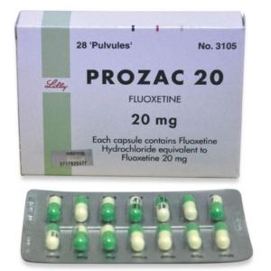 Prozac 20 mg
